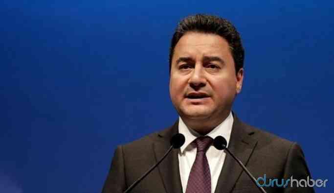Ali Babacan partinin kuruluşunu yine erteledi! Tarih verildi...