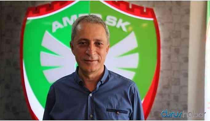 Amedspor Başkanı Metin Kılavuz'dan çağrı!