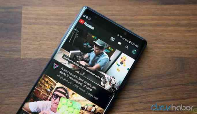 Android telefonlarda YouTube videoları arka planda nasıl oynatılır