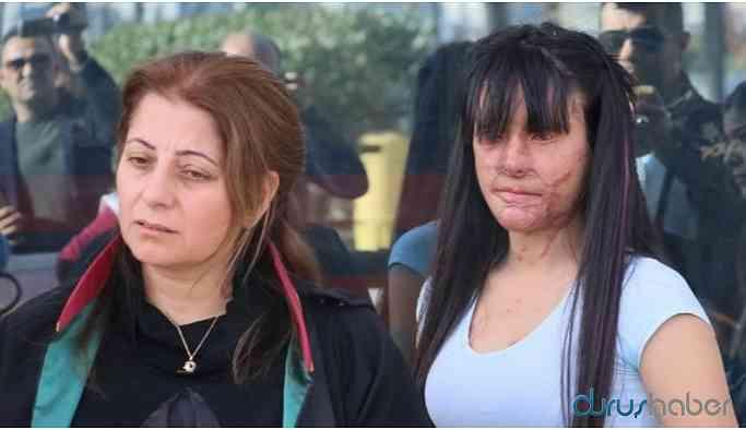 Asitli saldırı failine 12 yıl hapis