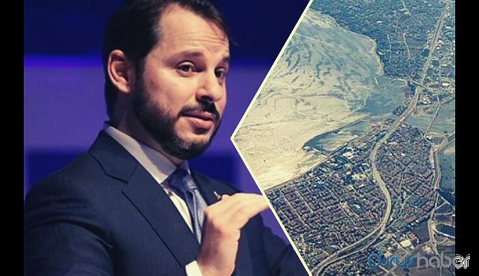 Berat Albayrak da Kanal İstanbul güzergâhında arazi almış!