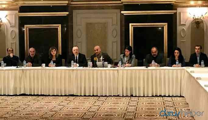 Buldan: İktidarın bugünkü hedefi HDP'dir