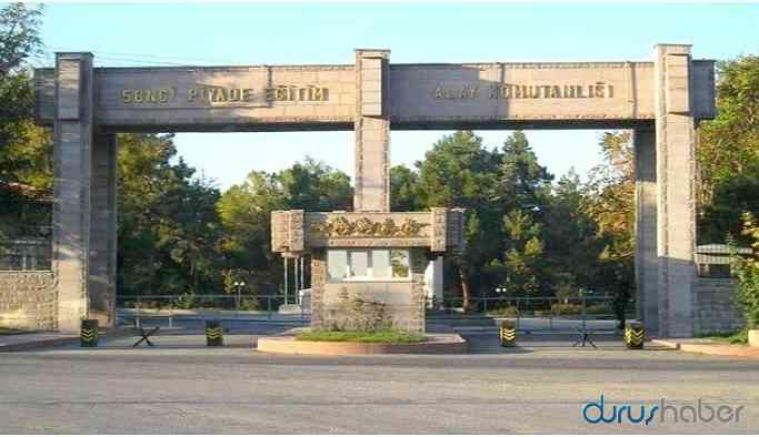 Burdur'da 4 asker uyuz ve verem karantinasına alındı!