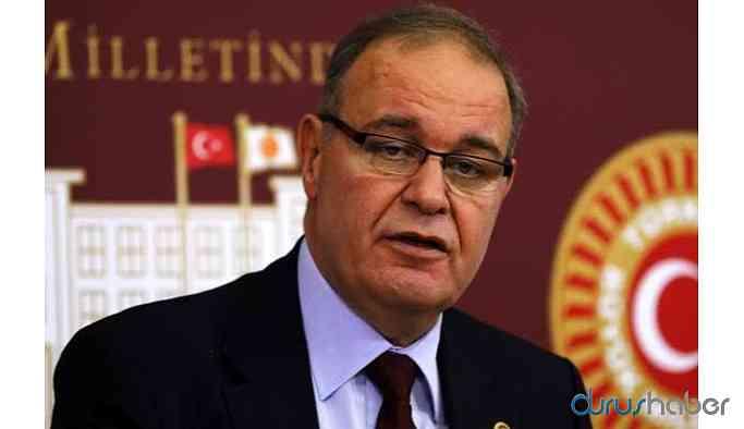 CHP Sözcüsü Öztrak'tan iktidara 'deprem' çağrısı