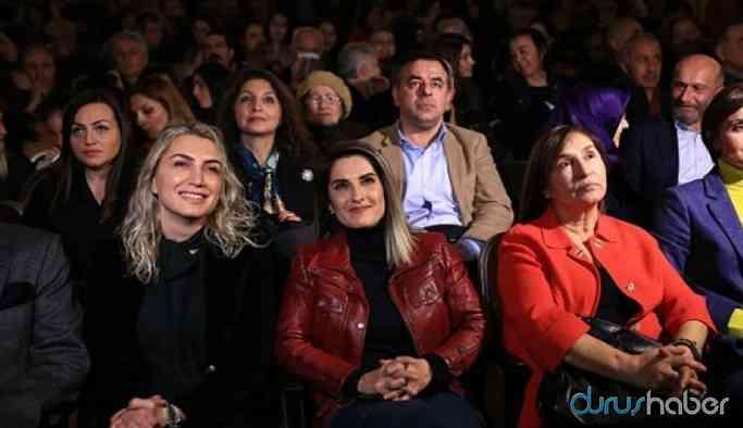 Demirtaş, Kılıçdaroğlu ve İmamoğlu okuma tiyatrosunda bir araya geldi