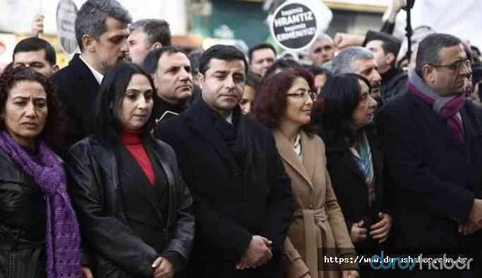 Demirtaş'tan Hrant Dink'e: Bazıları senin insanlığını görmüyor