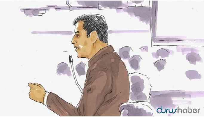 Demirtaş'ın ana davası yarın görülecek