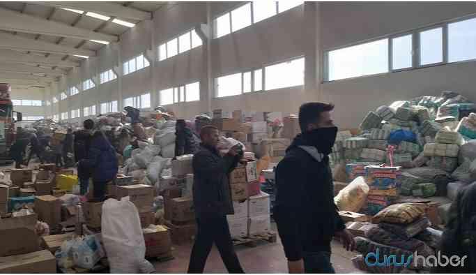 HDP'nin deprem yardımları geri çevrilmişti, cemaatler kendi yardımlarını dağıtıyor