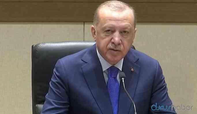 Dünyanın gözü Berlin'de....Erdoğan'dan flaş ifadeler!