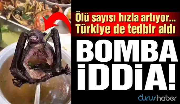 Dünyayı korkutan virüsle ilgili bomba iddia!