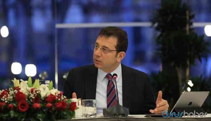 İBB Başkanı İmamoğlu anket sonucunu paylaştı