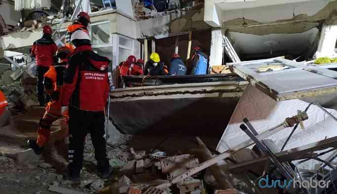 Elazığ depremi... AFAD: Maalesef ölü sayısı artıyor