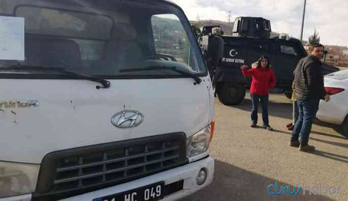Elazığ Valiliği HDP'li belediyeden depremzedelere gönderilen yardımı geri çevirdi