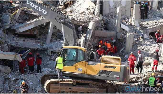 Arama kurtarma çalışmaları sona erdi! Enkaz altında kimse kalmadı: 41 ölü, bin 607 yaralı