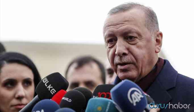 Cumhurbaşkanı Erdoğan'dan İmamoğlu'na mektup yanıtı