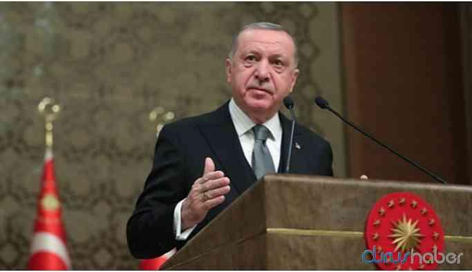 AKP Genel Başkanı Erdoğan: Kadın cinayetleri Avrupa'nın yarısı kadar