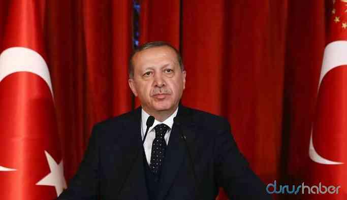 Erdoğan: Kanal İstanbul'u seçimlerde biz milletimizin önüne koyduk