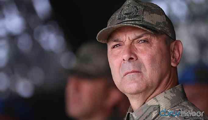 Eski Korgeneral Metin İyidil yeniden tutuklandı