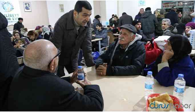 HDP heyeti halkın toplandığı cemevlerini ziyaret etti