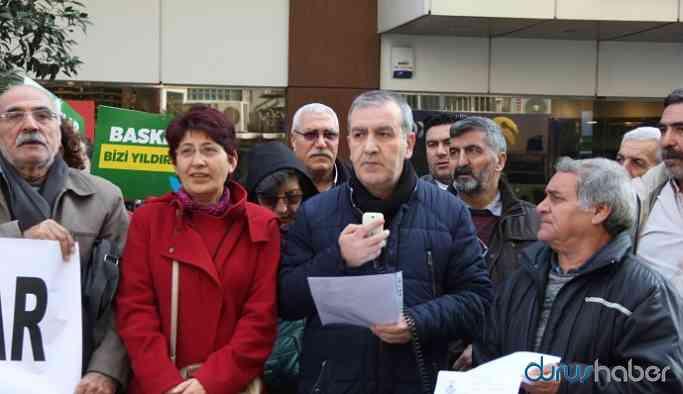 HDP il örgütüne yapılan saldırı birçok il ve ilçede kınandı