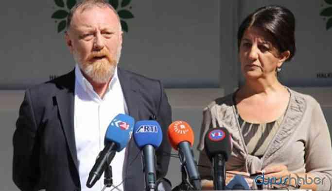 HDP Eş Genel Başkanları: Yolcu uçağının düşürülmesi savaş ve insanlık suçudur
