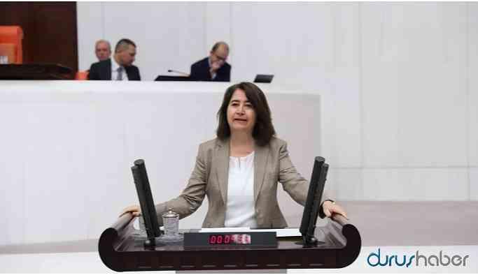 HDP'li vekilden ev emekçisi kadınlar için kanun teklifi
