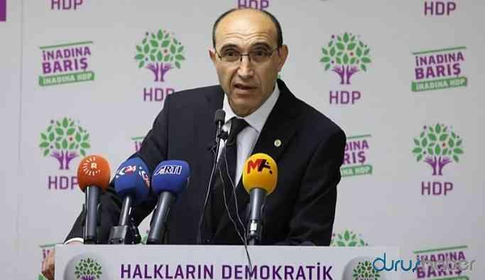 HDP'li Sözcüsü Kubilay: 'Yüzyılın Anlaşması' değil yüzyılın dayatması