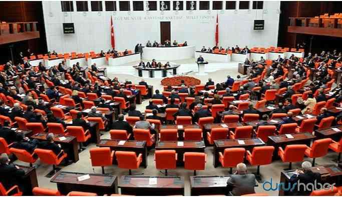 HDP'nin deprem için komisyon kurulması önerisine AKP-MHP'den ret!