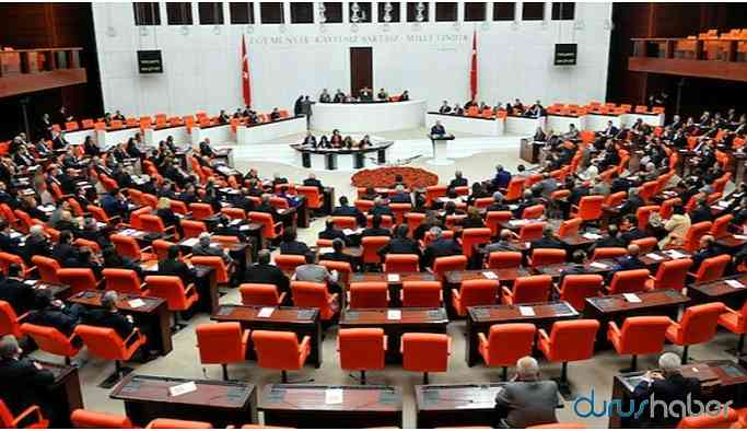 HDP'nin Kürt basınına dönük baskılara ilişkin önergesine red