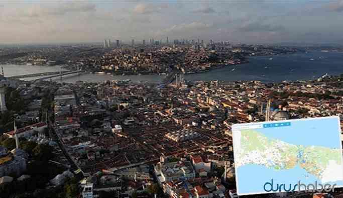 İBB deprem toplanma ve geçici barınma alanlarını belirledi
