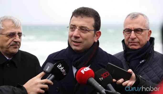 İmamoğlu'ndan Albayrak'ın Kanal İstanbul'daki arazisiyle ilgili ilk açıklama