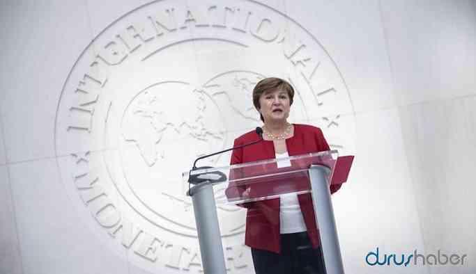 IMF Başkanından yeni kriz uyarısı!