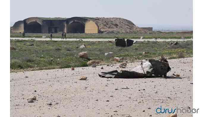 İsrail'den Suriye'ye füzeli saldırı!