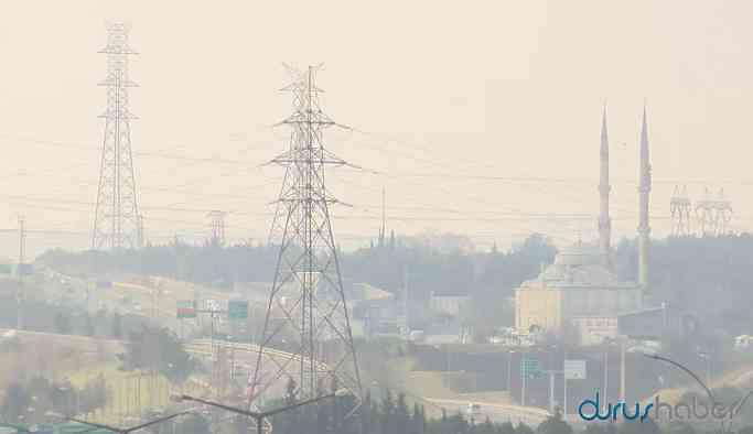 İstanbul'da hava kirliliği en üst seviyede çıktı: Asit yağmuru bekleniyor