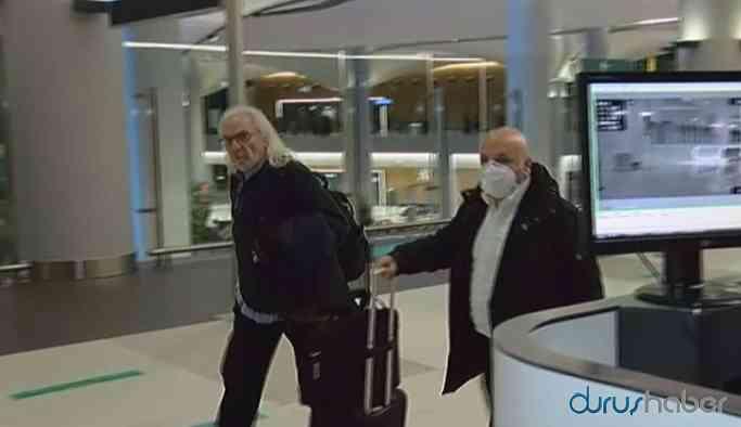 İstanbul Havalimanı'nda corona virüs alarmı