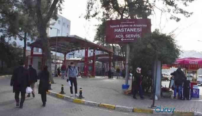 İzmir'de 'coronavirüs' süphesi