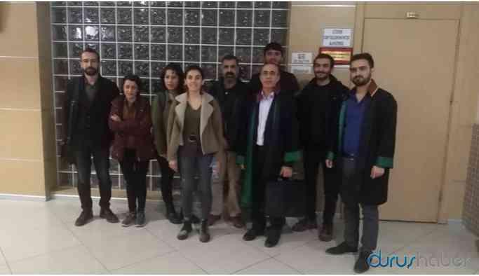 Kayyumu protesto eden 11 kişi beraat etti
