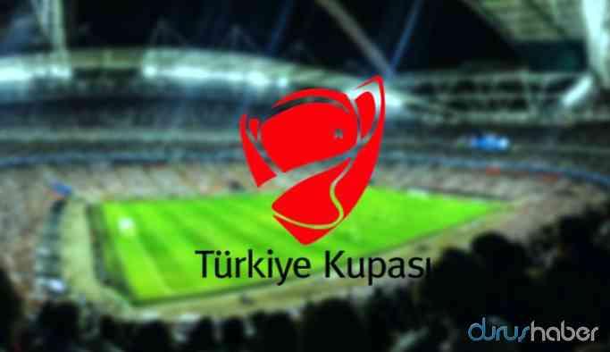 Ziraat Türkiye Kupası'nda günün maçları