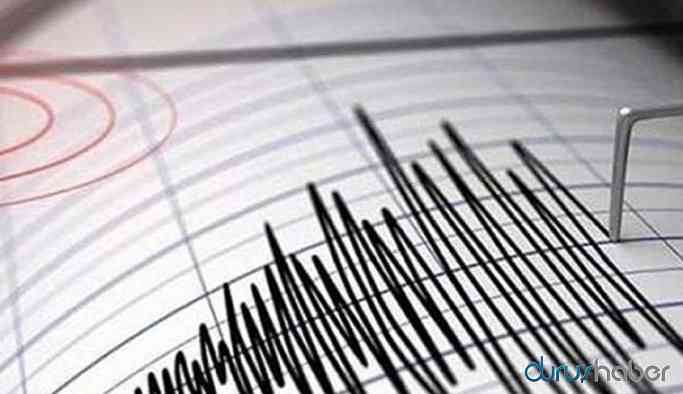 Manisa'da art arda depremler!
