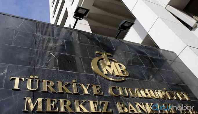 Merkez Bankası açıkladı: Açık 347 milyar dolar oldu