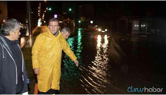 Mersin'de sel... 2 kişi yaşamını yitirdi