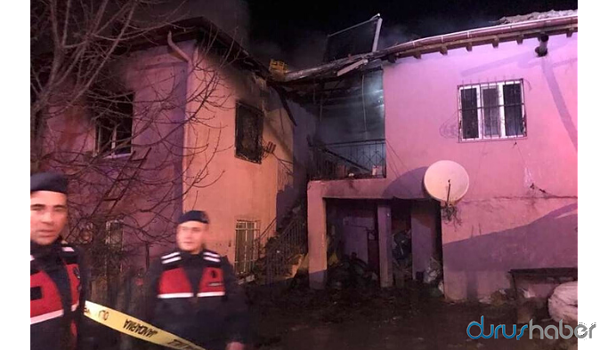 Yangın faciası: İkisi çocuk 4 ölü