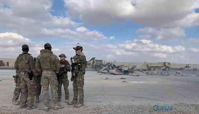 ABD, Irak'ta IŞİD'e karşı ortak operasyonlara yeniden başladı