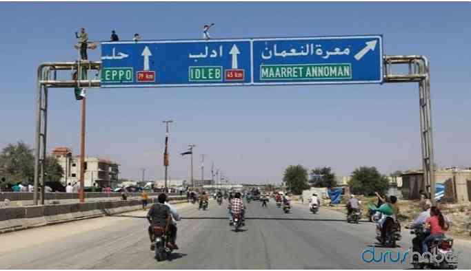 Rejim güçleri İdlib'e ilerliyor