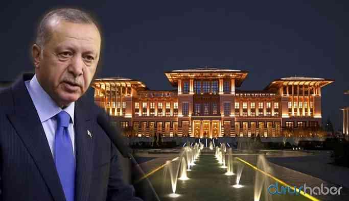 Saray ile ilgili CHP'li vekilden çok konuşulacak iddia!