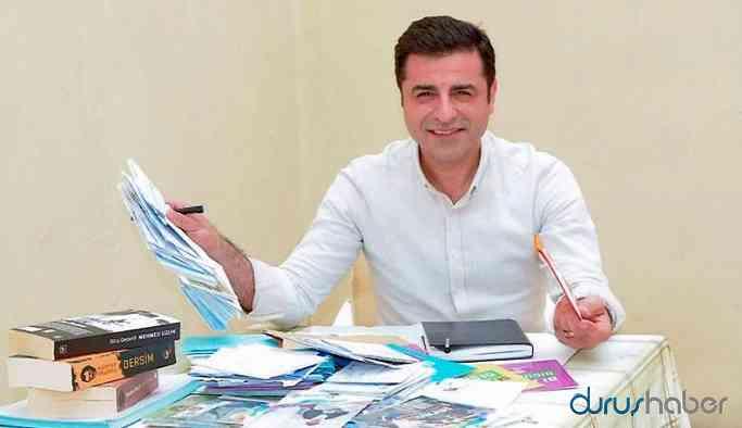 Selahattin Demirtaş'tan flaş ittifak açıklaması!
