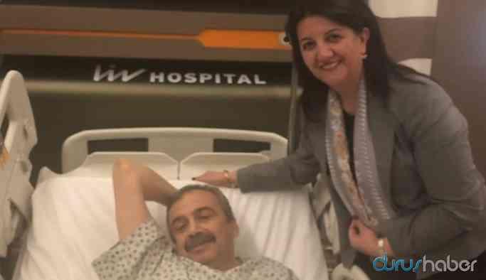 Sırrı Süreyya Önder cezaevinde olamadığı ameliyatı oldu
