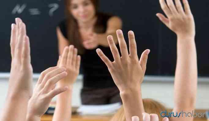 MEB duyurdu! Sözleşmeli öğretmen alımında başvurular başladı