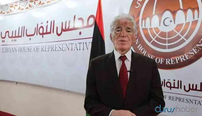 Temsilciler Meclisi üyesi: Libya silah zoruyla ele geçirilmek isteniyor