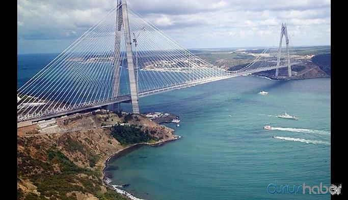 Köprü'den geçmeyen araçların parası halkın cebinden ödeniyor: 1,6 milyar lira!
